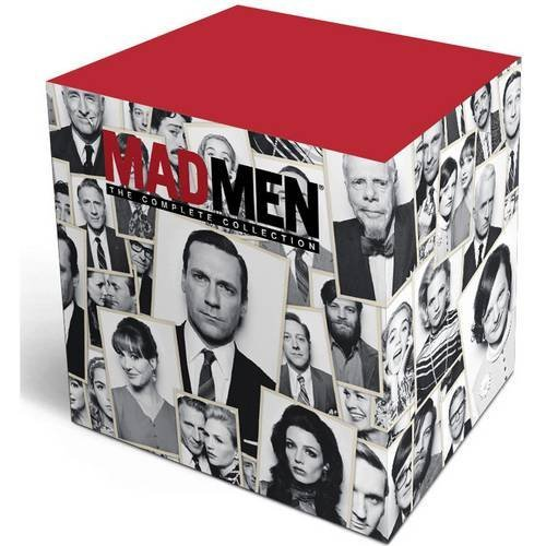 Mad Men The Complete Collection Complete Collection