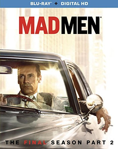 Mad Men Season 7 Part 2 Blu Ray