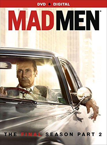 Mad Men Season 7 Part 2 DVD