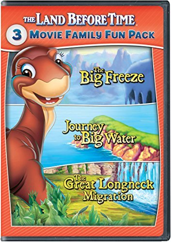 Land Before Time 8 10 Triple Feature Triple Feature