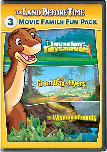Land Before Time 11 13 Triple Feature Triple Feature