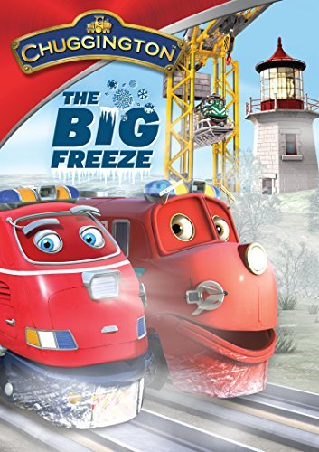 Chuggington Big Freeze DVD