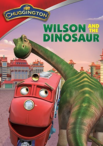 Chuggington Wilson & The Dinosaur DVD