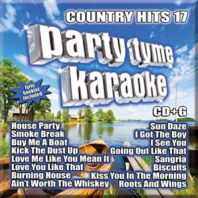 Party Tyme Karaoke Country Hits 17 Country Hits 17