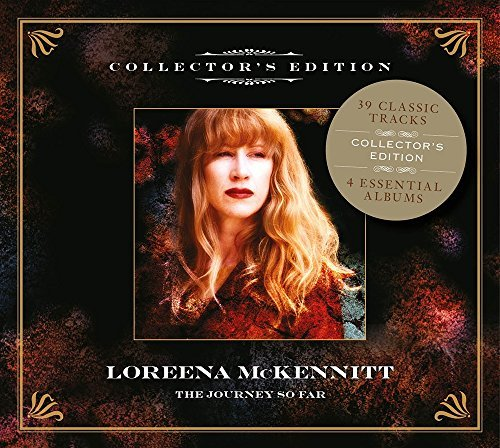 Loreena Mckennitt Journey So Far The Best Of Lor Journey So Far The Best Of Lor