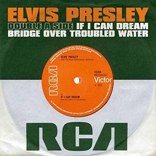 Elvis Presley If I Can Dream Bridge Over T Import Gbr