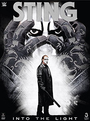 Wwe Sting Into The Light DVD Sting Into The Light