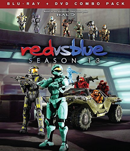 Red Vs. Blue Season 13 Blu Ray