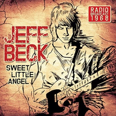 Jeff Beck Sweet Little Angel Radio Broa