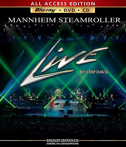 Mannheim Steamroller Live All Access Edition