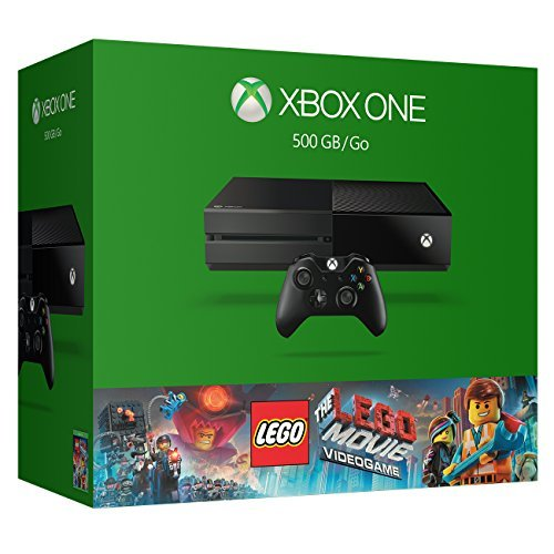 Xbox One System 500gb W. Lego Movie Videogame