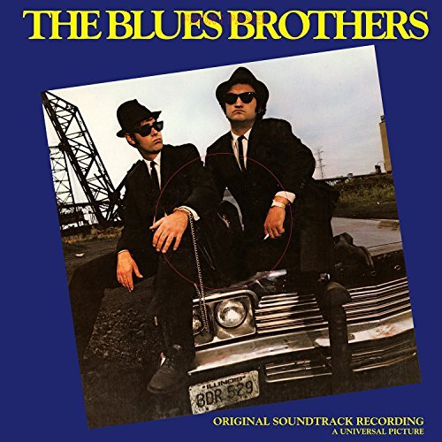 Blues Brothers Soundtrack Lp