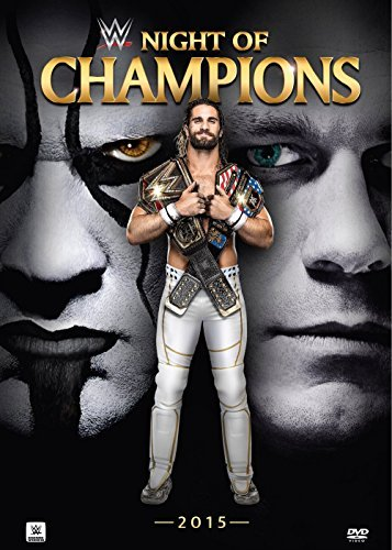 Wwe Night Of Champions 2015 DVD Night Of Champions 2015