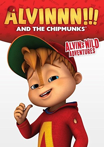 Alvin & The Chipmunks Alvins Wild Adventures DVD