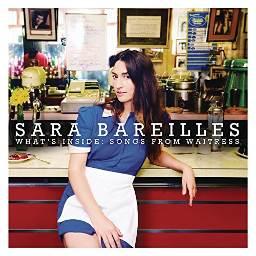 Sara Bareilles What's Inside Songs From Waitress