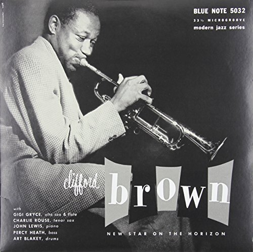 Clifford Brown New Star On The Horizon
