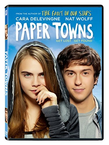 Paper Towns Wolff Delevingne DVD Pg13