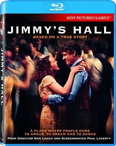 Jimmy's Hall Ward Magee Henry Blu Ray Pg13