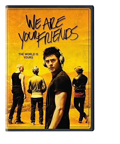 We Are Your Friends Efron Bentley Ratajkowski DVD R