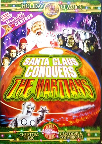 Santa Claus Conquers The Martians Santa Claus Conquers The Martians