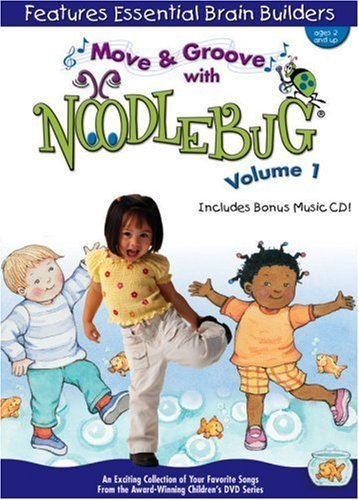 Move & Groove With Noodlebug Vol. 1