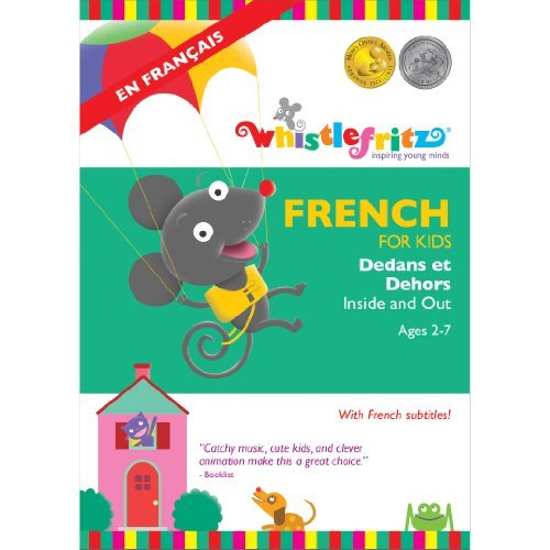 French For Kids Dedans Et Dehors (inside & Out)