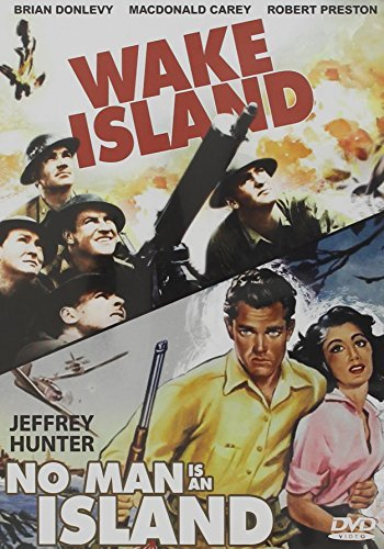 Wake Island No Man Is An Island Double Feature