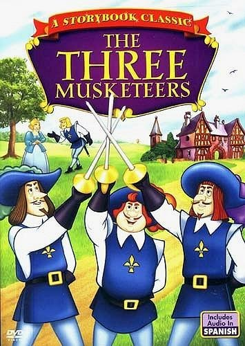 The Three Musketeers A Storybook Classic