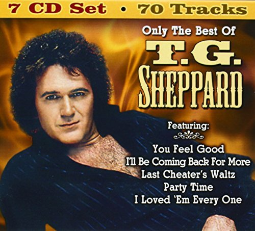 T.G. Sheppard Only The Best Of T.G. Sheppard 7 CD