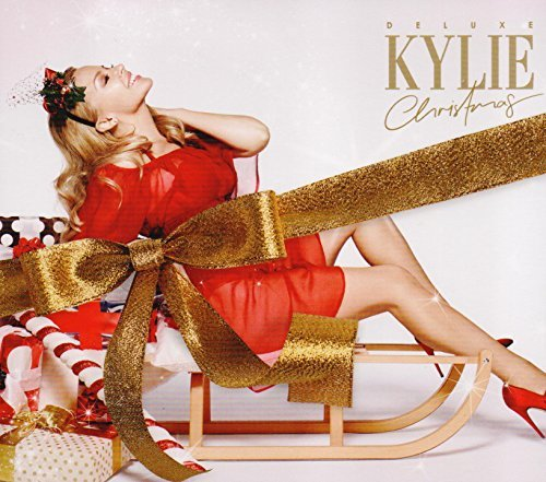 Kylie Minogue Kylie Christmas Deluxe Edition CD DVD