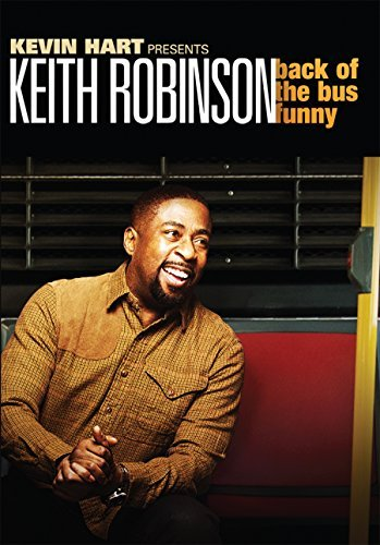 Keith Robinson Back Of The Bus Funny Explicit