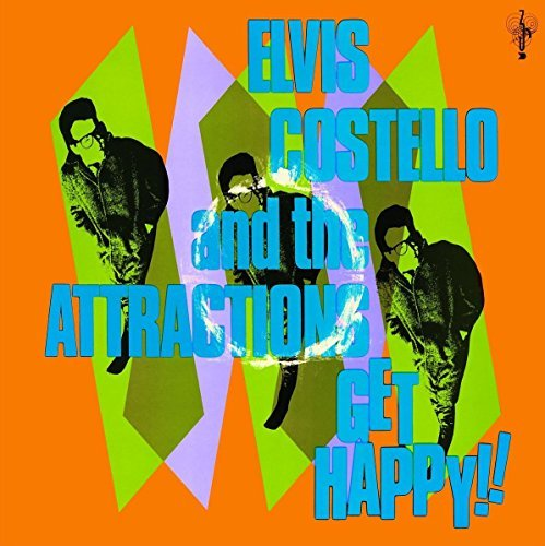 Elvis Costello Get Happy Get Happy