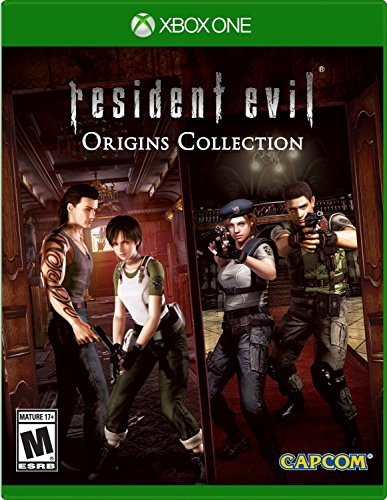 Xbox One Resident Evil Origins Collection Resident Evil Origins Collection