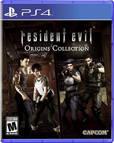 Ps4 Resident Evil Origins Collection Resident Evil Origins Collection