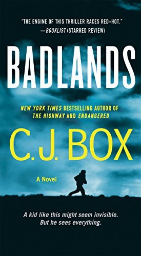 C. J. Box Badlands
