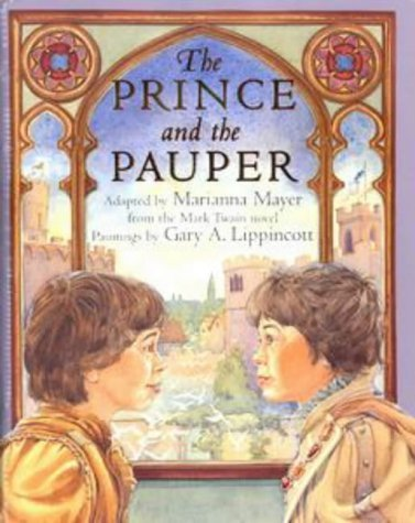 Marianna Mayer The Prince & The Pauper