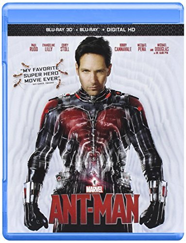 Ant Man Rudd Douglas Lilly 3d Blu Ray P13