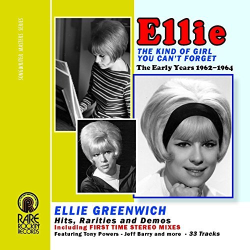 Ellie Greenwich Kind Of Girl You Can't Forget
