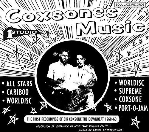 Soul Jazz Records Presents Coxsone's Music 2