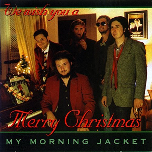 My Morning Jacket Does Xmas Fiasco Style (red Vinyl) Limited To 500