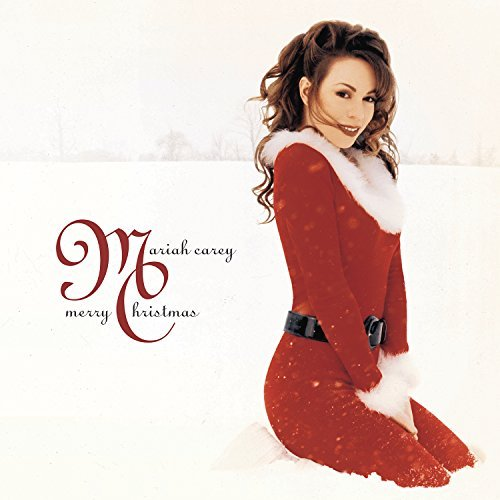 Mariah Carey Merry Christmas (deluxe Anniversary Edition) Red Vinyl W Extra Song