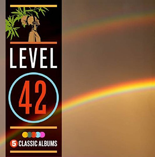 Level 42 5 Classic Albums Import Gbr