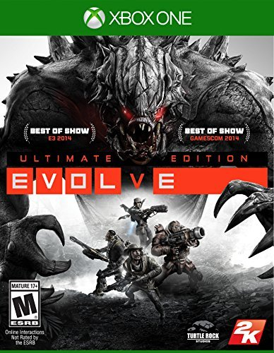 Xbox One Evolve Ultimate Edition Evolve Ultimate Edition