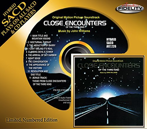 John Williams Close Encounters Of The Third Close Encounters Of The Third