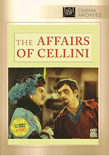 Affairs Of Cellini Affairs Of Cellini Made On Demand