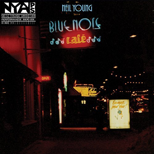Neil Young Bluenote Cafe 4lp