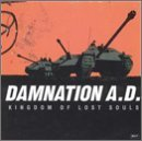 Damnation A.D. Kingdom Of Lost Souls White Vinyl W. Digital Download. Limited To 1000 Pieces.