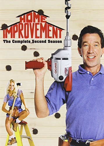 Home Improvement Season 2 DVD