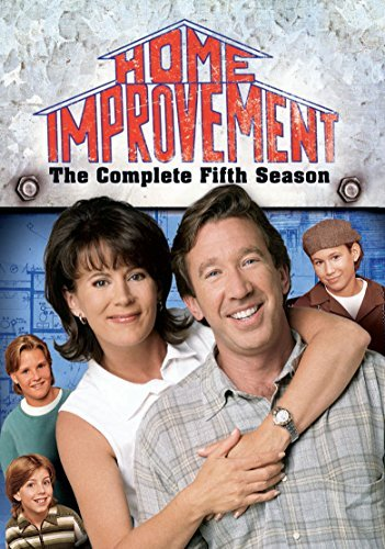 Home Improvement Season 5 DVD Season 5