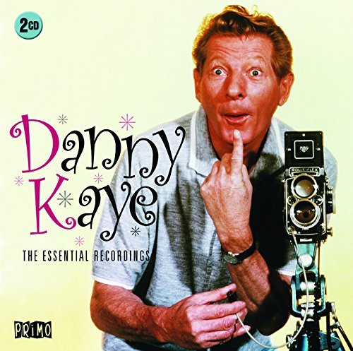 Danny Kaye Essential Recordings Import Gbr 2cd